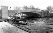 Acle, Bridge c.1965