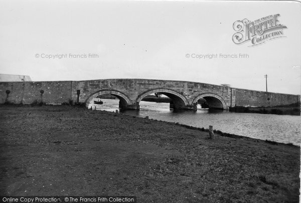 Acle, The Bridge c.1930