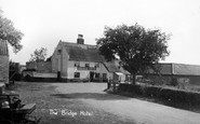 Acle, The Bridge Hotel c.1929