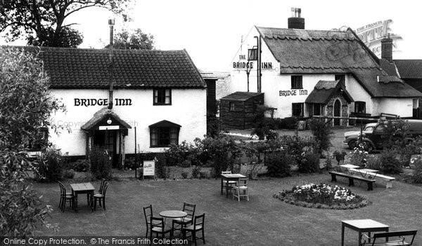 Acle, The Bridge Inn c.1955