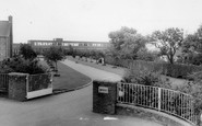 Acle, The Secondary Modern School c.1965