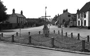 Acle, The Street c.1955