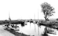 Acle, Upton Dyke c.1965