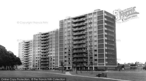 Acock's Green, Pemberley Road c.1965