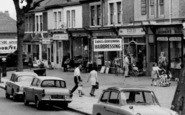 Acock's Green, Shopping In Yardley Road c.1965