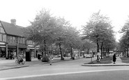 Acocks Green, Olton Boulevard East c.1955