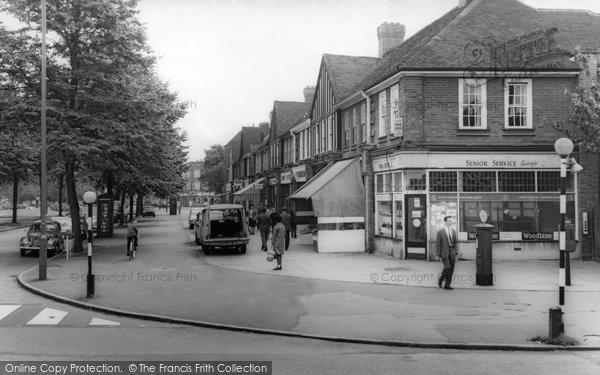 Acocks Green, Olton Boulevard East c.1965