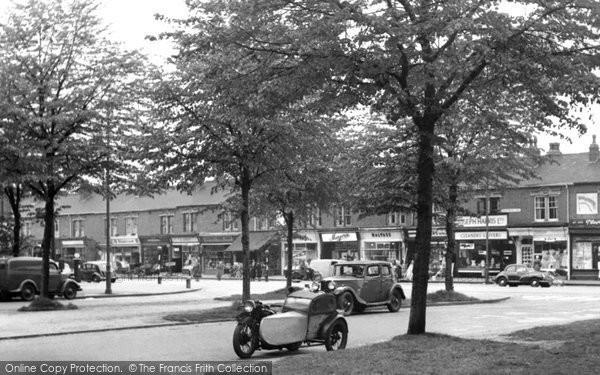 Acocks Green, Shaftmoor Lane c.1955
