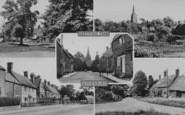 Adderbury, Composite c.1955