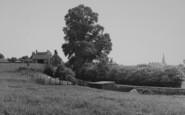 Adderbury, The Village Meadows c.1955