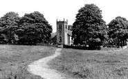 Addingham, St Peter's Church c.1955