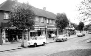 Addington, Crossways Parade 1959