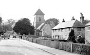 Addington, Old Village And St Mary's Church c.1950