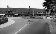 Addiscombe, Shirley Road, the Parade c1965