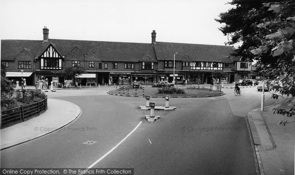 Photo of Addiscombe, Shirley Road, the Parade c1965