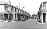 Addlestone, High Street c.1950