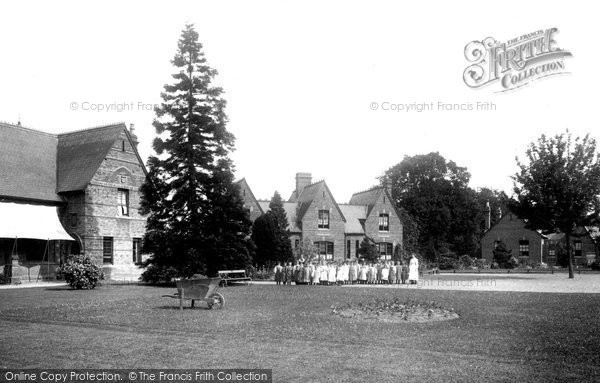 Addlestone, Princess Mary Homes 1904