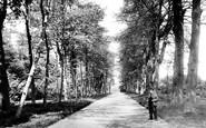 Addlestone, St George's Avenue 1906
