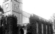 Addlestone, St Paul's Church 1906