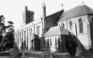 Addlestone, St Paul's Church c.1960