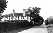 Addlethorpe, The Kings Head c.1955