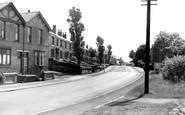 Adlington, Bolton Road c.1960