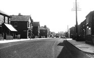 Adlington, Chorley Road c.1955