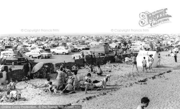 Ainsdale, The Beach c.1965