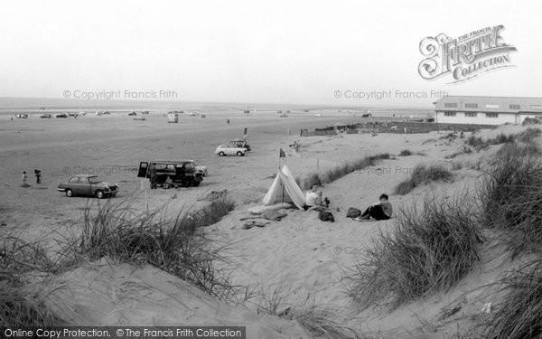 Ainsdale, The Sandhills c.1965