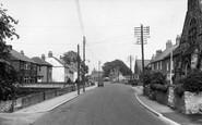 Aiskew, The Village c.1955