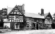 Albrighton, Crown Hotel 1898