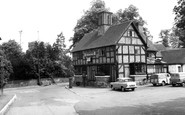 Albrighton, Shrewsbury Arms Hotel c.1965