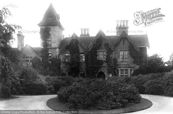 Albrighton, St Cuthbert's 1899