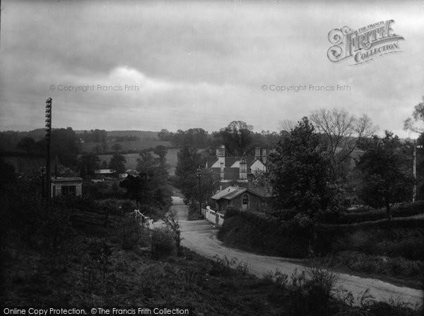 Albury, Brook Crossing 1925