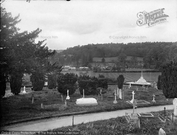Albury, From The Church 1925