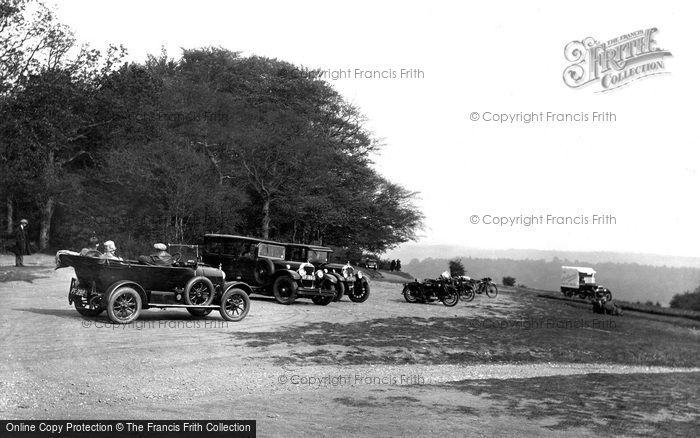 Albury, Newland's Corner 1927