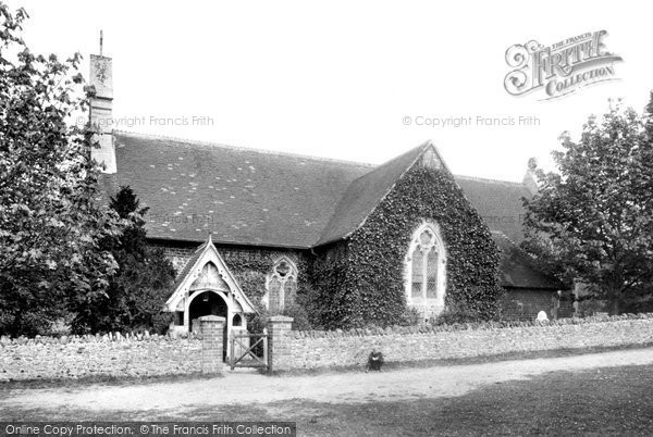 Albury, Parish Church 1906