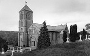 Albury, St Peter And St Paul's Church 1925