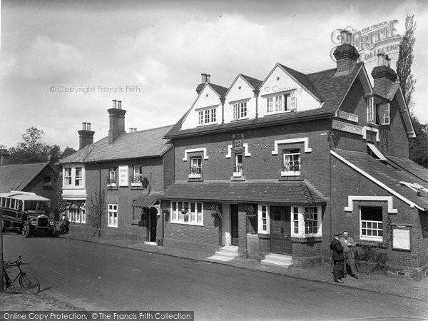 Albury, Surrey Trust House, Drummond Arms 1922