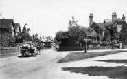 Albury, The Village 1902