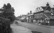 Albury, The Village 1924