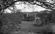 Albury, View In Albury Park 1932