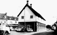 Alcester, Town Hall c.1965