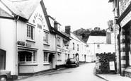 Alcombe, Brittania Inn c.1960
