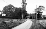 Aldborough, Near Doctor's Corner c.1955