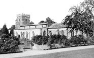 Aldborough, St Andrew's Church 1907