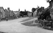Aldborough, The Village c.1955