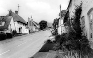 Aldbourne, Cottages c.1965