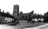 Aldbourne, St Michael's Parish Church c.1965