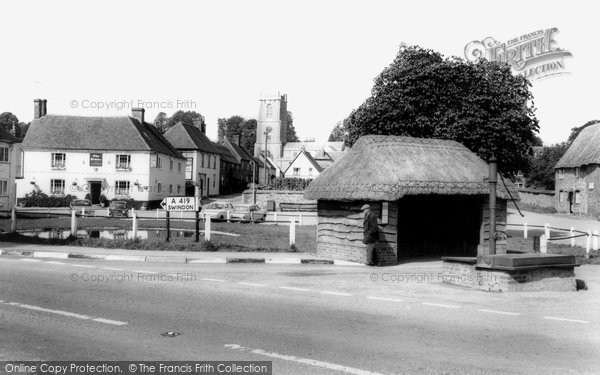Aldbourne, The Village c.1965